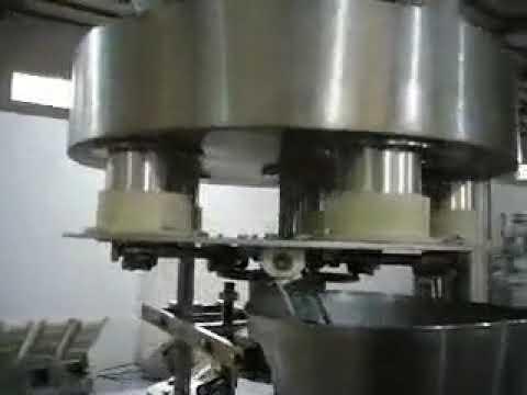 Busta per polvere da 1 KG. Grande macchina da imballaggio con guarnizione di riempimento a forma verticale