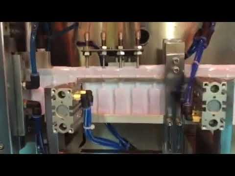 fiala di plastica alcala mini olio olio forma liquido riempire sigillare il produttore della macchina