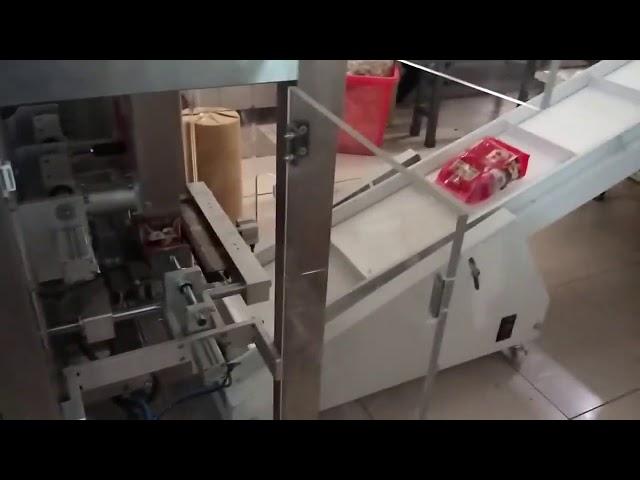 Macchina di riempimento della coclea della macchina imballatrice di sigillamento di sigillamento verticale della polvere