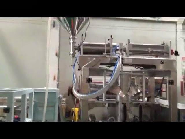 Sachet Pure Water Liquid Packing Machines Macchina per il confezionamento di sigilli