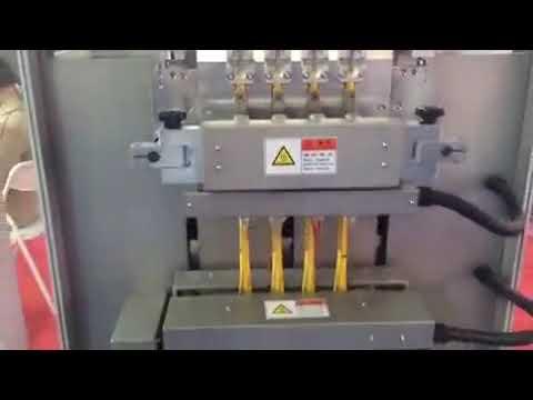Smart VFFS stick machine per spezie in pasta di pomodoro