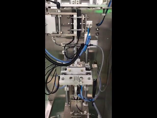Sostitutivi dello zucchero Confezionamento verticale del pacco di bastoncini e impacchettatrice
